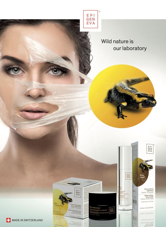 Epigeneva wild nature-based cosmetic products