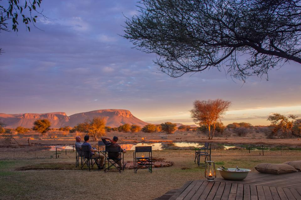 Explorers Camp - Marataba Conservation Camps, South Africa