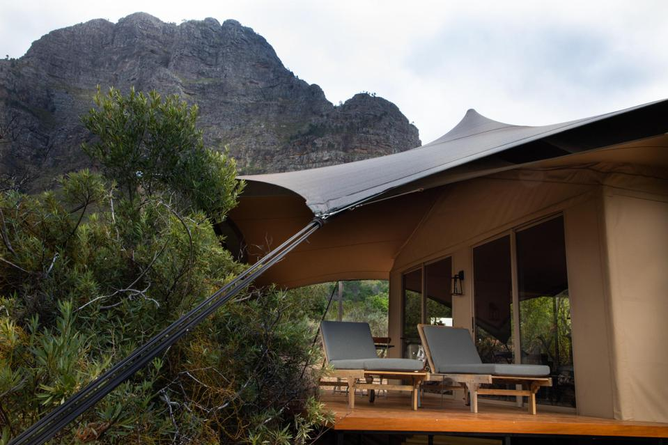Boschendal Tented Camp, South Africa