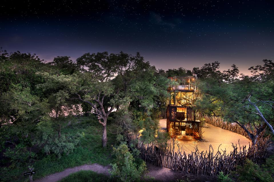 andBeyond Ngala Treehouse, South Africa