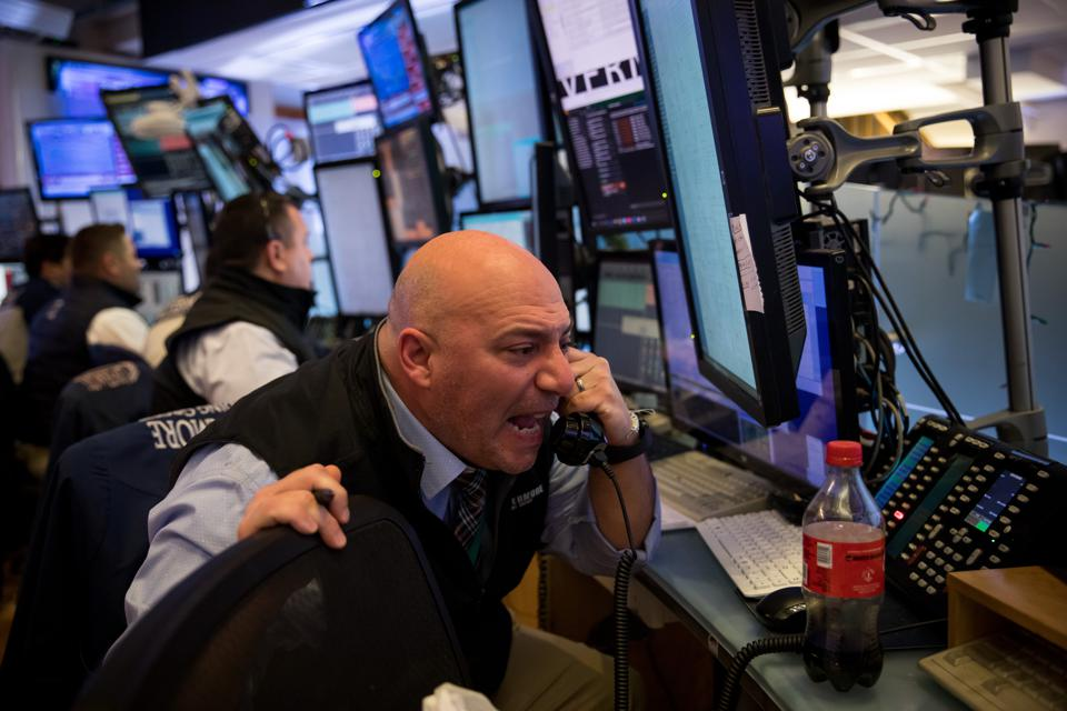 U.S.-NEW YORK-NYSE-TRADING FLOOR-TEMPORARY CLOSURE-COVID-19