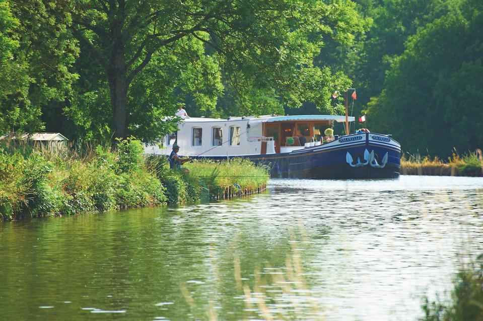 Belmond Amaryllis river cruise