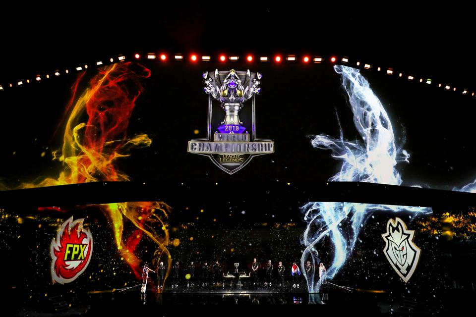 2019 League of Legends World Championships