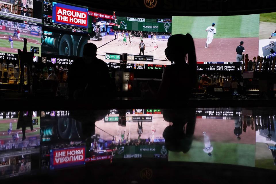 Vegas Outbreak Sports Betting