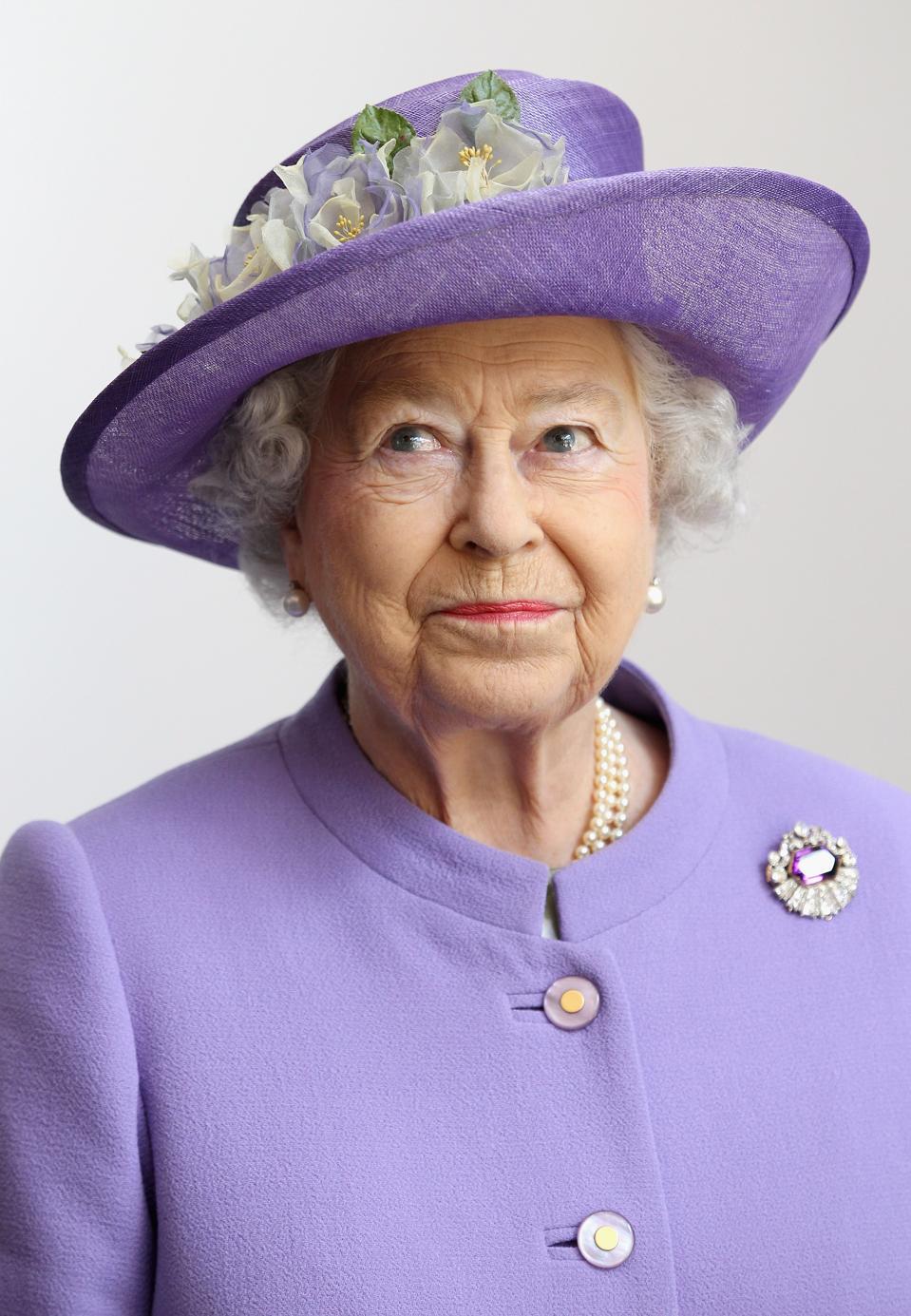 Queen Elizabeth II Visits The East Midlands