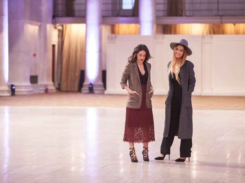Elma and Amra Beganovich