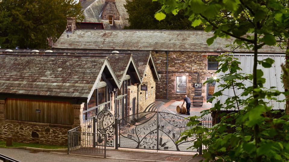 The Lakes Distillery English whisky cumbria single malt festival