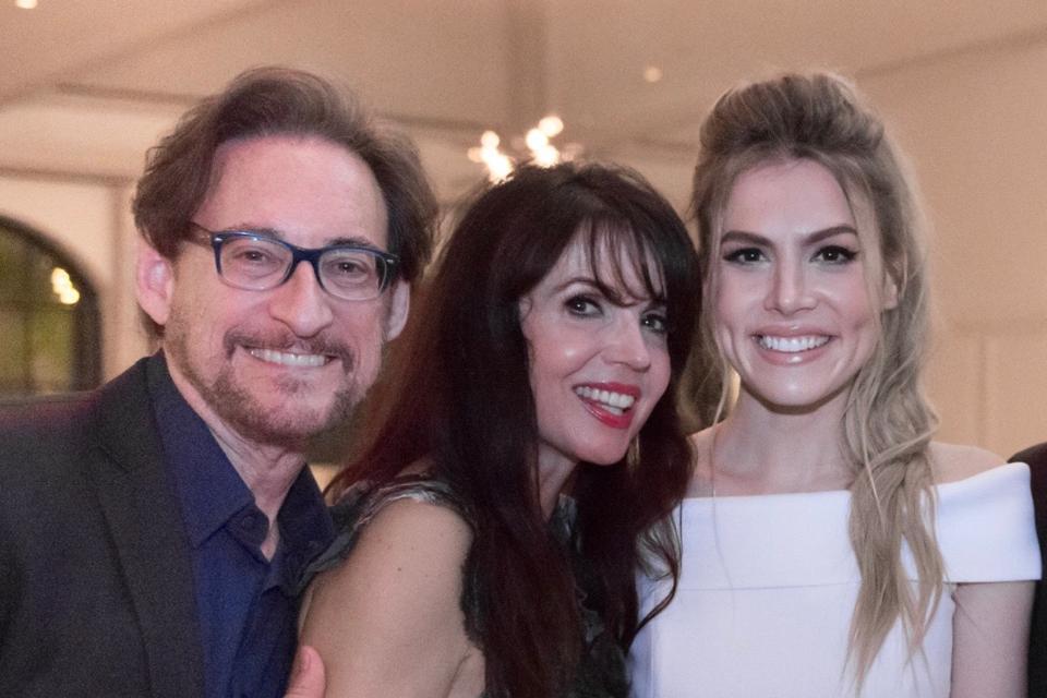 The Karp Family - Harvey, Nina and Lexi