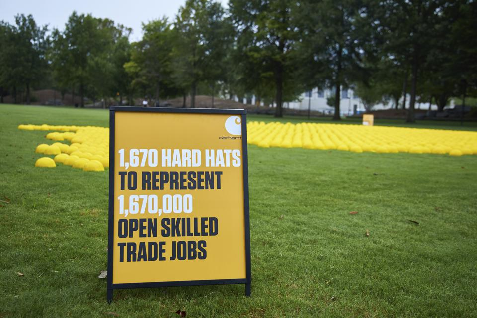 Carhartt Labor Day ″Hard Hats For Hire″