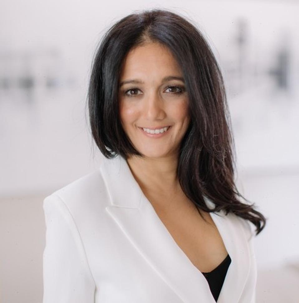 Natalia Ramsden, founder of SOFOS Associates.