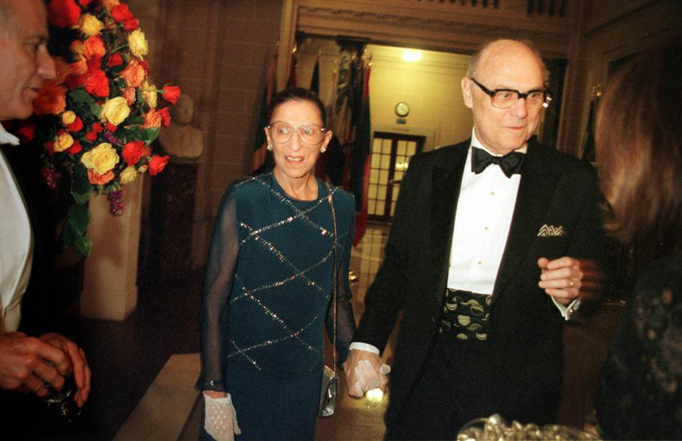 U.S. Supreme Court Justices at Gala Dinner