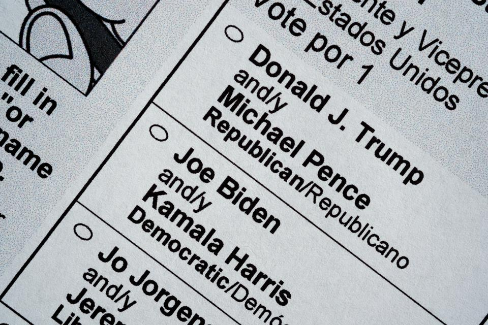 U.S. Citizens Abroad Receive Ballots For 2020 Presidential Election