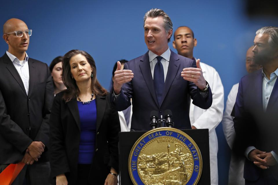 California Governor Signs Landmark Student Loan Borrower Protection Bill Into Law - Forbes
