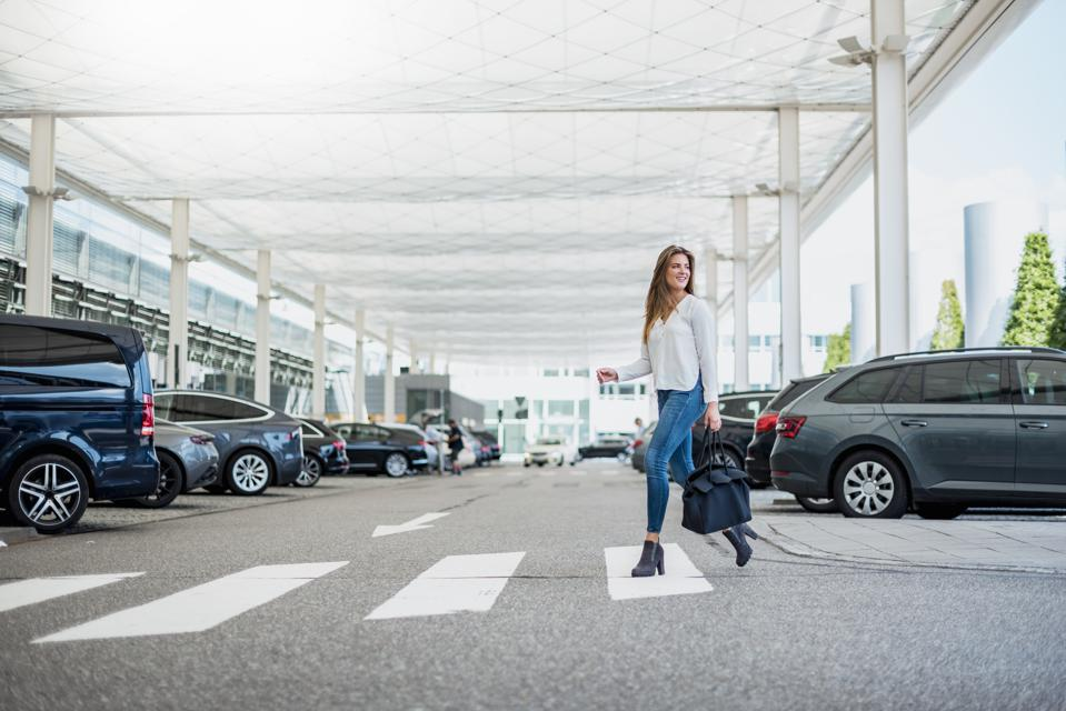 Airport parking has changed in a pandemic. Here's how.
