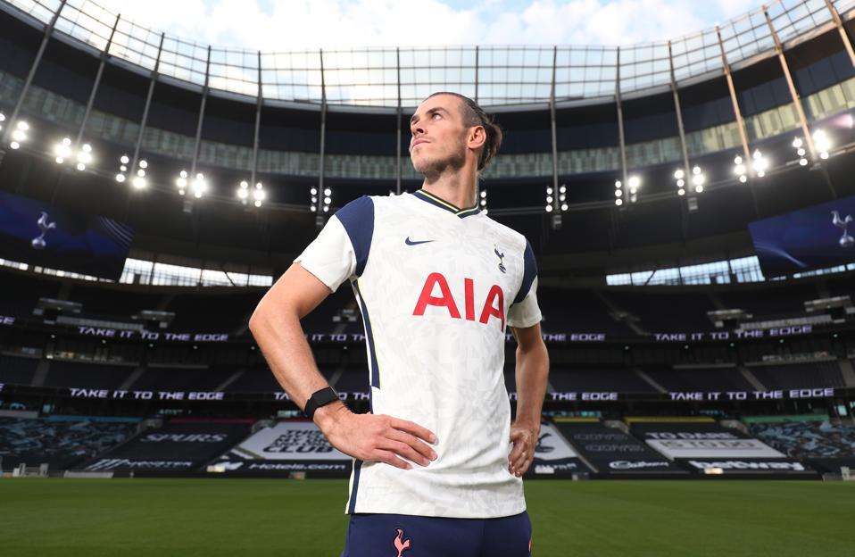 Tottenham Hotspur S Strategy To Become A Super Club Involves Jose Mourinho Amazon Alex Morgan And Gareth Bale