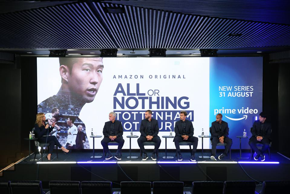 Tottenham Hotspur All Or Nothing Premiere Event
