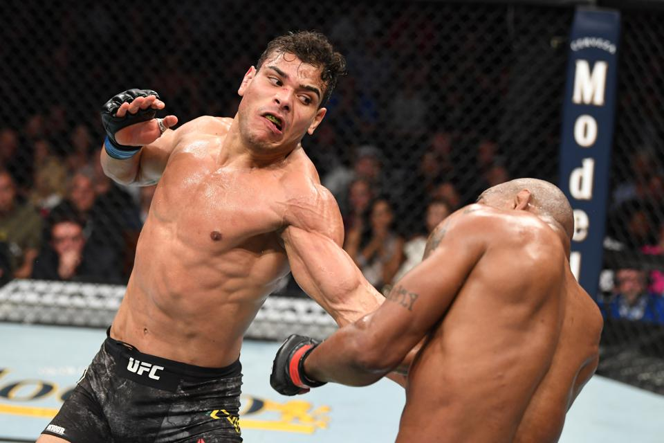 Paulo Costa faces UFC middleweight champion Israel Adesanya in the main event of tonight's UFC 253 pay-per-view card.