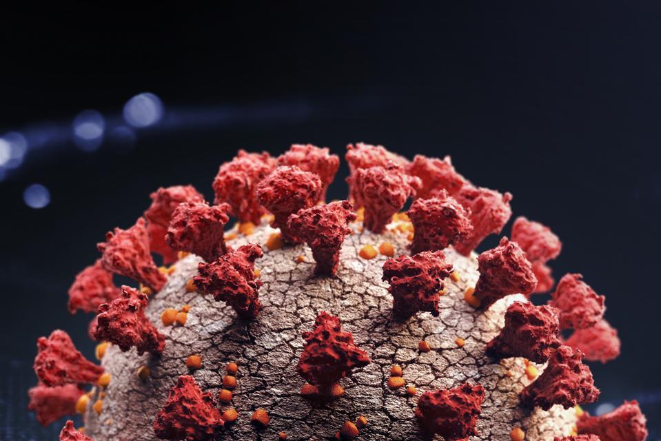 Coronavirus particle