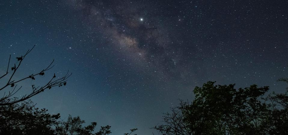 Jupiter and Saturn have been shining brightly all summer.
