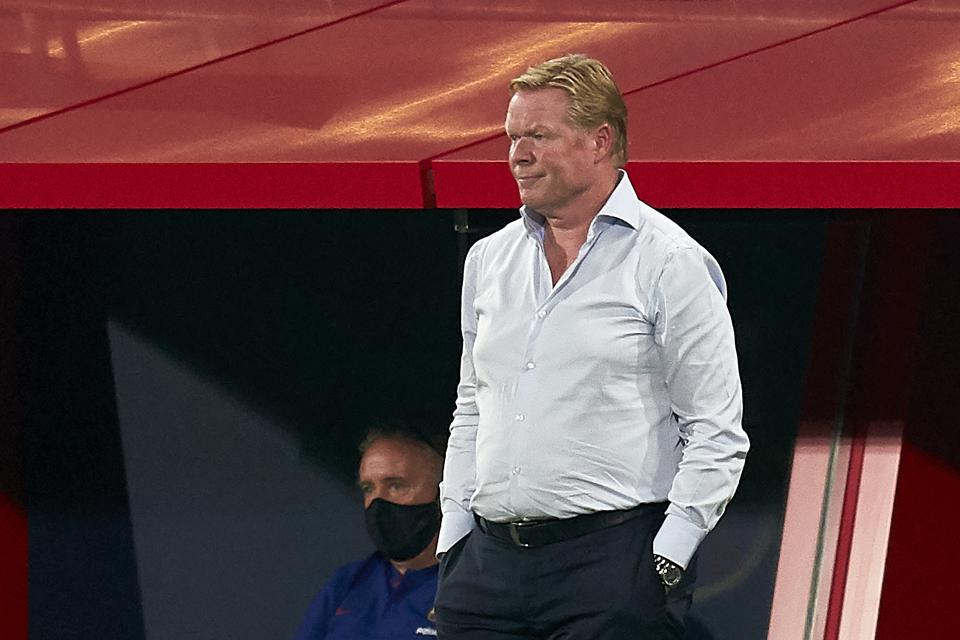Ronald Koeman has spoken on Lionel Messi and Luis Suarez ahead of the Villarreal clash.