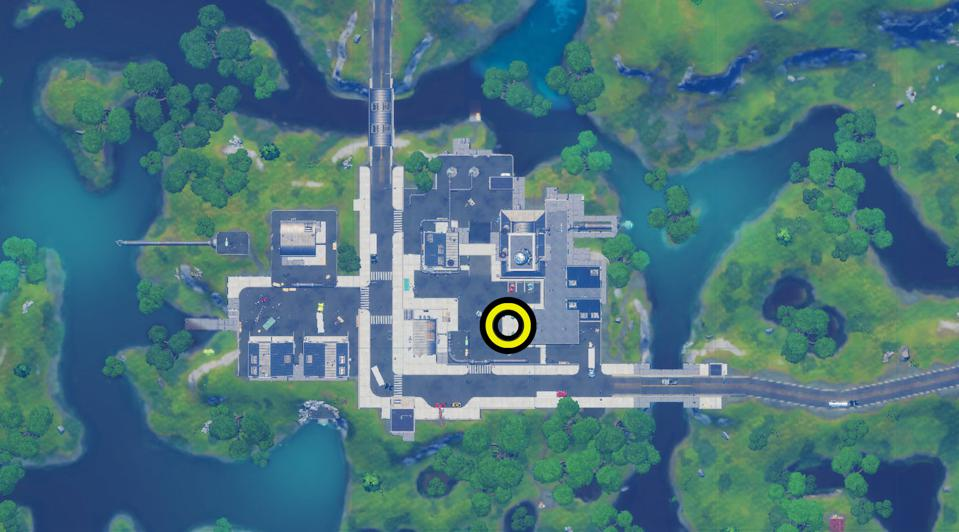 Fortnite Birthday Cake Locations Where To Dance In Front Of 10 Birthday Cakes Year 3