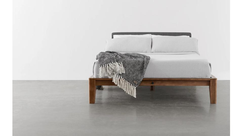Thuma bed with mattress