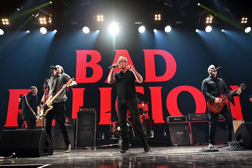 Bad Religion, 2018