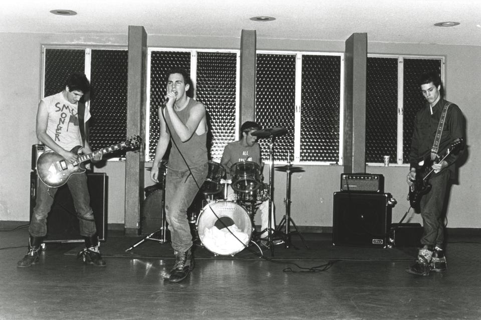 Bad Religion circa 1980