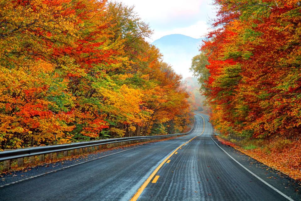 Fall getaways Covid-19