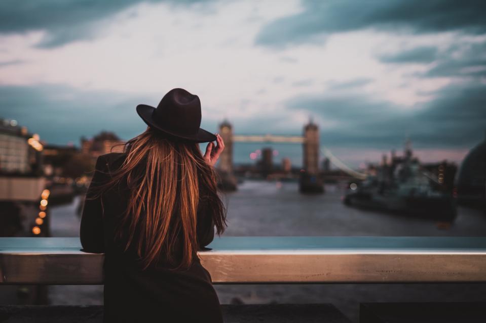 London women traveling solo female travel