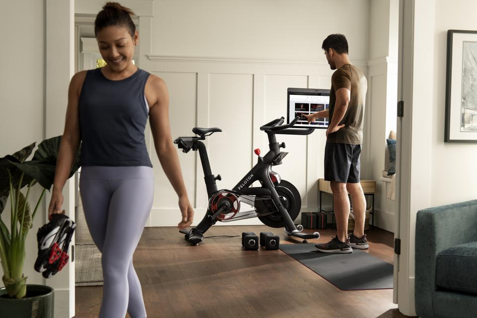 Peloton Bike Plus full-body workouts