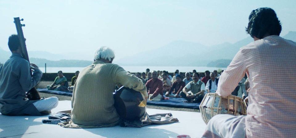 Film still from 'The Disciple' by Chaitanya Tamhane.