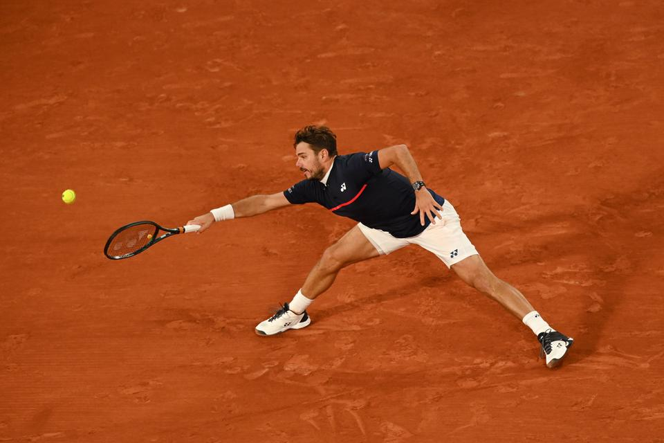 2020 French Open - Day One