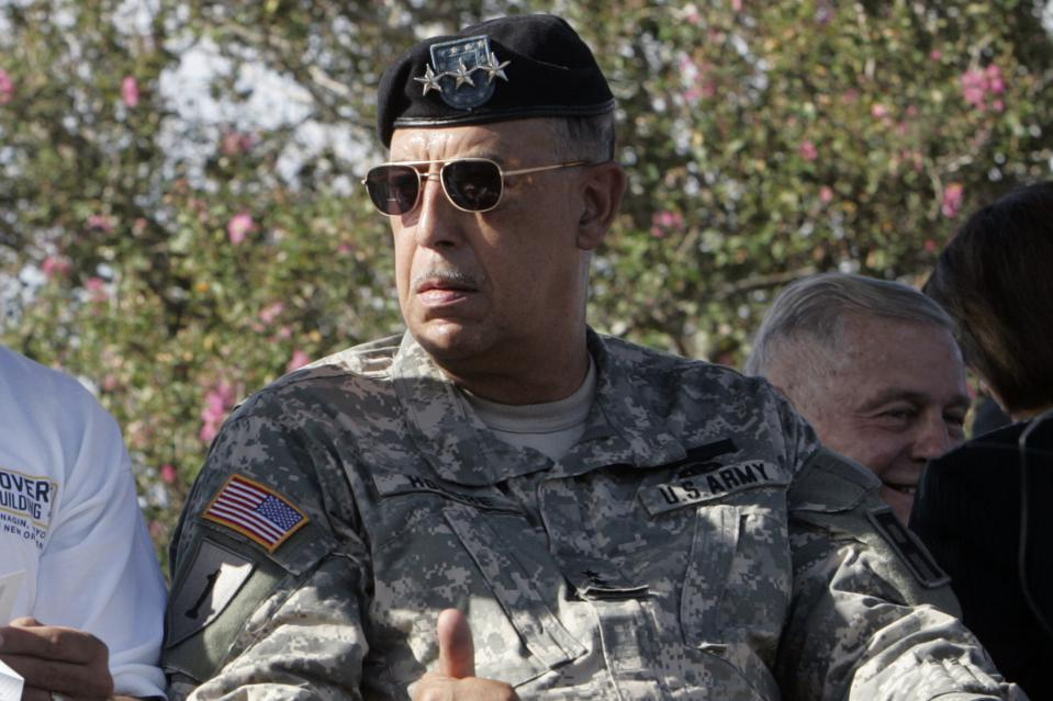 Retired Lt General Russel Honore has been a vocal critic of the Trump administration.