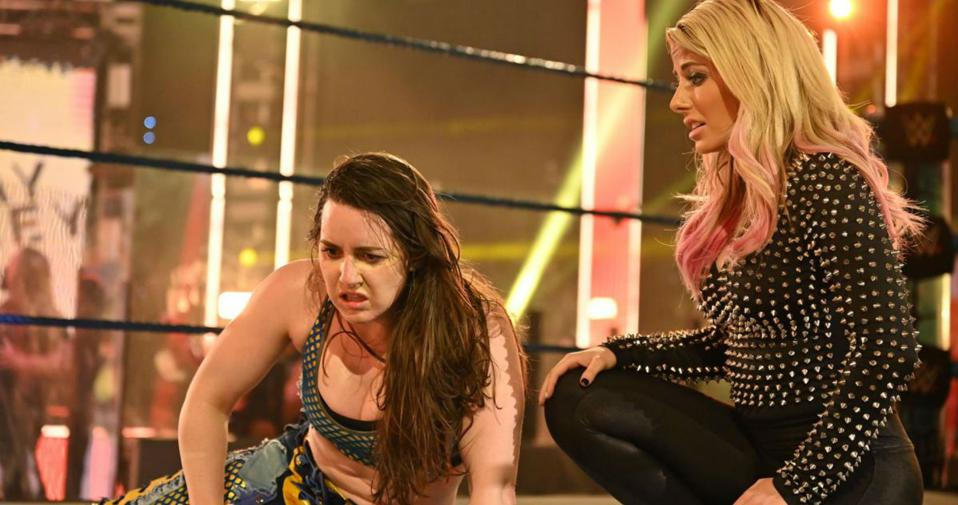 Nikki Cross has never won a singles title headed into WWE Night of Champions.