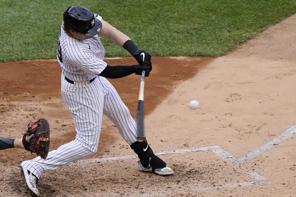 Marlins Yankees Baseball