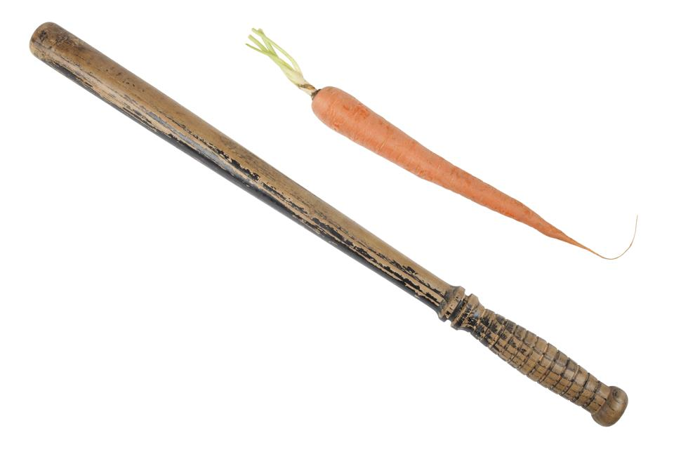 image of carrot and stick