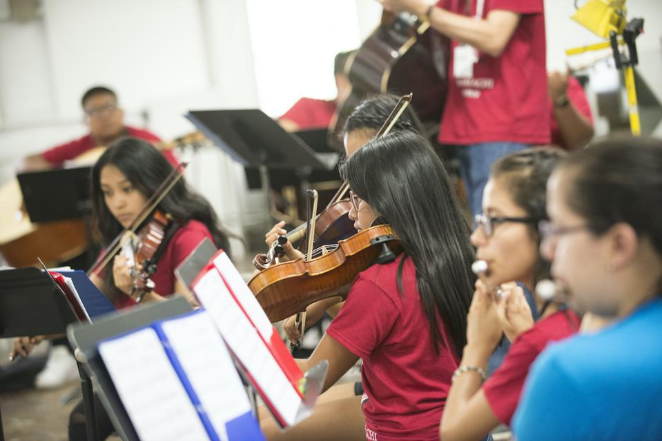 Mariachi STEAM a summer program dedicated to Latinx students