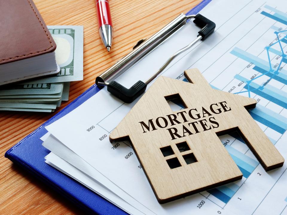 Mortgage interest rates, interest rates, mortgages, homes loans,