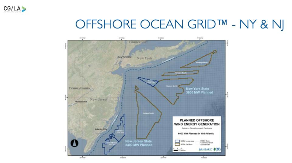 Harnessing the power of offshore wind