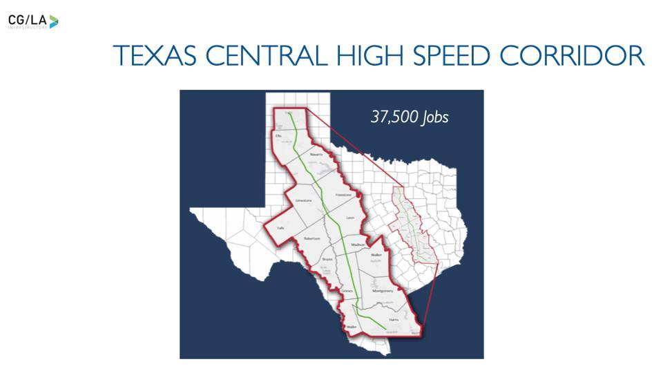 First U.S. High Speed Rail Project