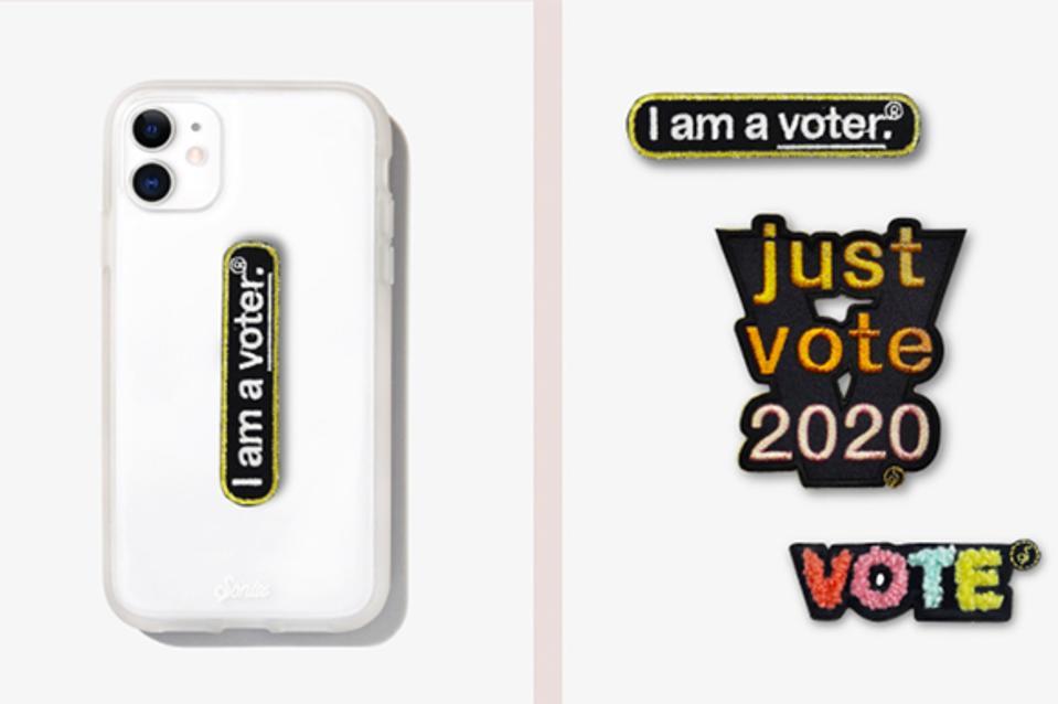Sonix x I am a voter.® Patch Set