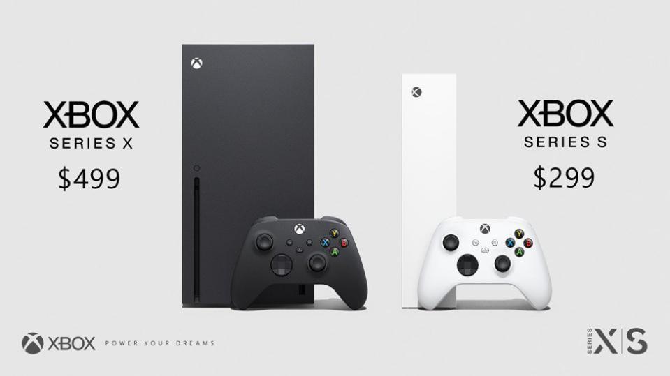Microsoft XBOX Series X/Series S