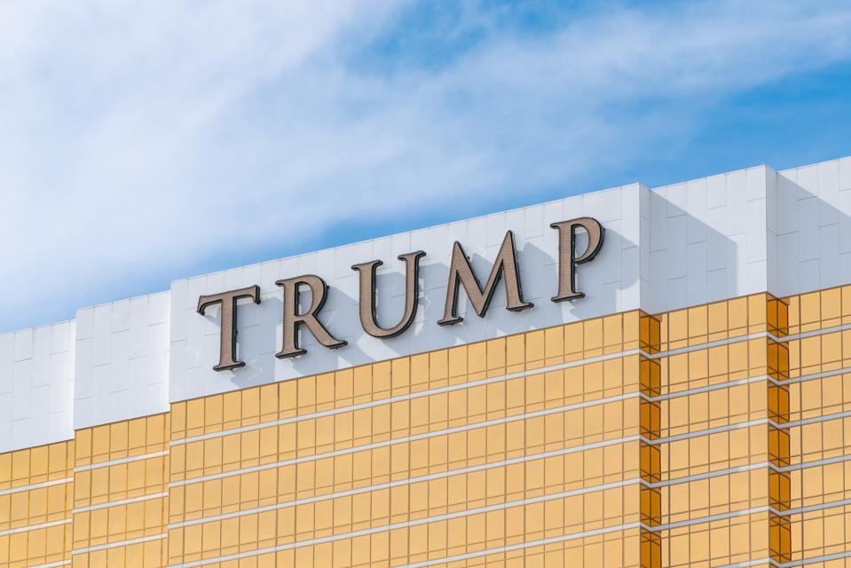 Las Vegas Exteriors And Landmarks - 2020