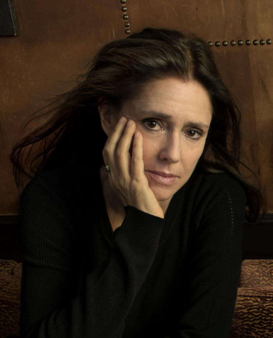 Director Julie Taymor whose film, The Glorias, will debut on Prime Video September 30.
