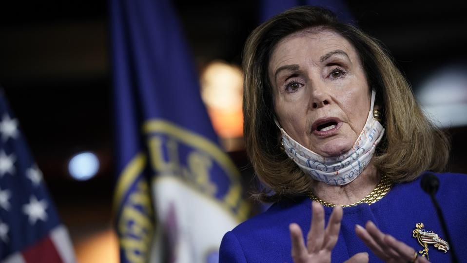 House Democratic Leaders Hold News Conference To Discuss Major Reforms Package