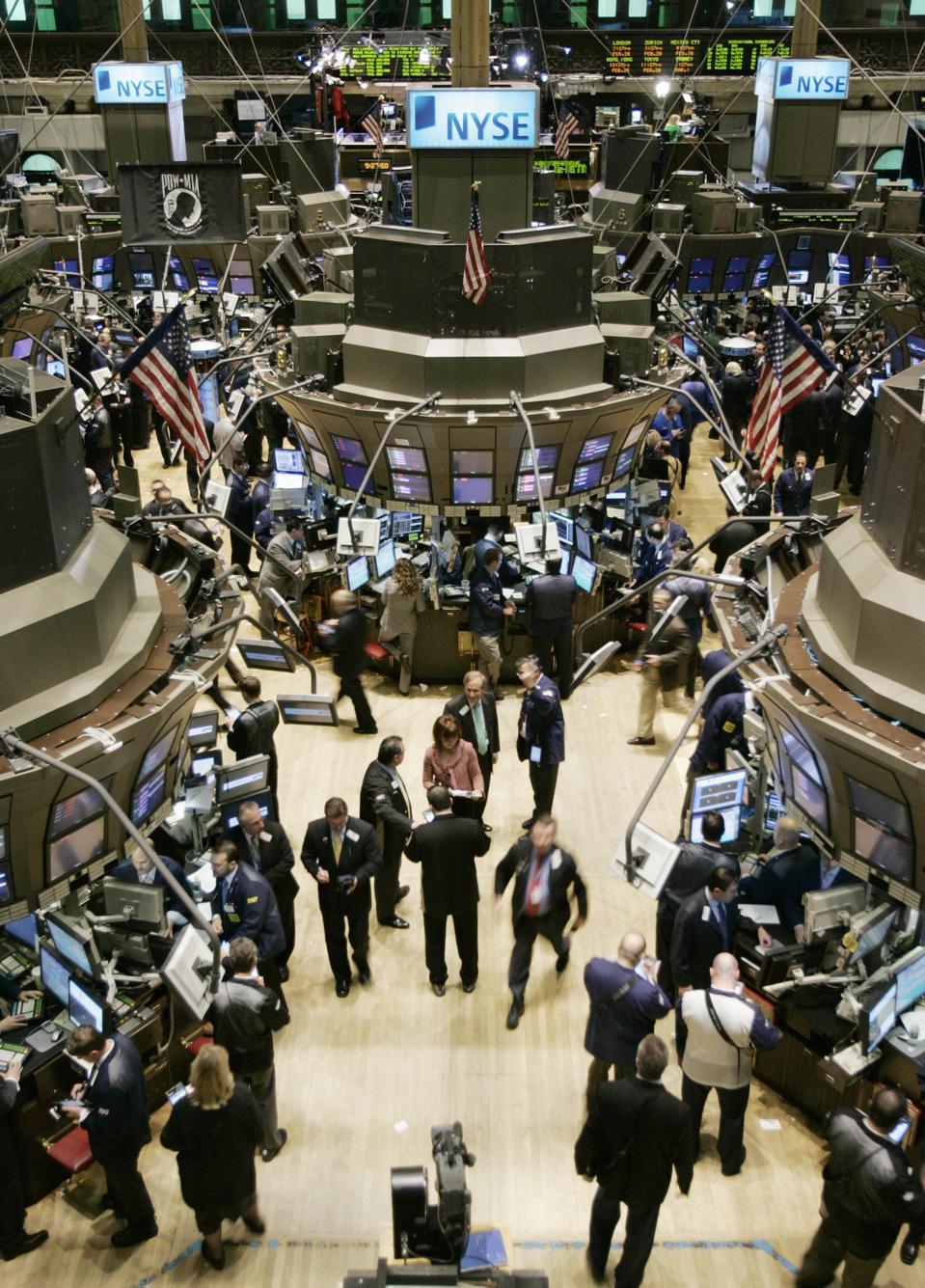 AFP STORY STOCKS-US-OPEN (FI...