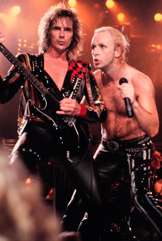 Judas Priest Live in St. Paul