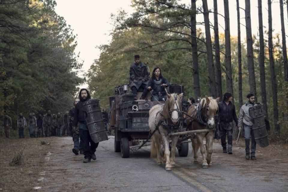 Walking Dead Season 10 finale recap