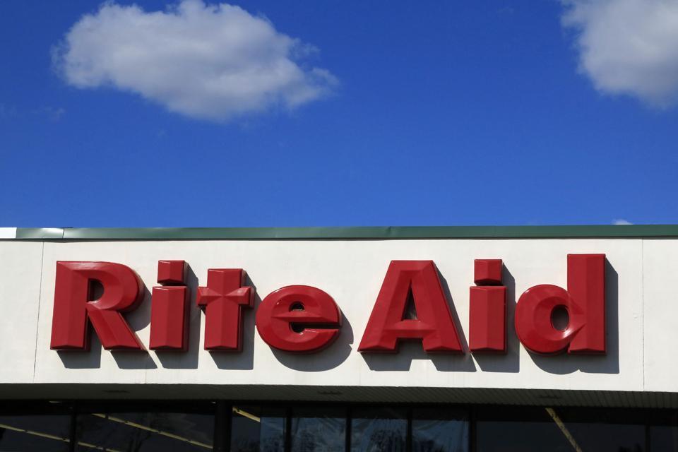 Rite Aid drug store logo